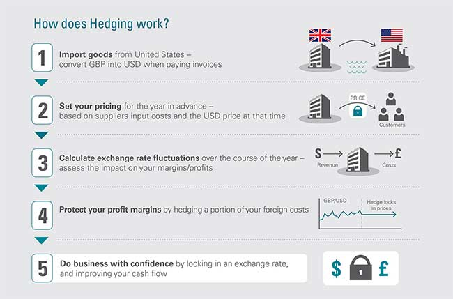 Currency Hedging to Protect Trading Profits