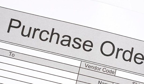 Purchase order EPC