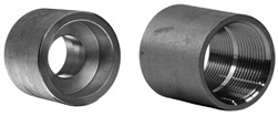 Difference between socket weld and threaded fittings