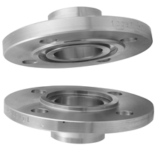 Tongue and groove flange T&G