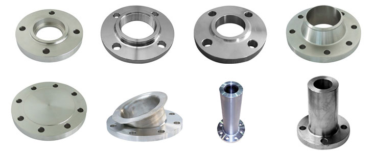 Flange Types: A Quick Explanation