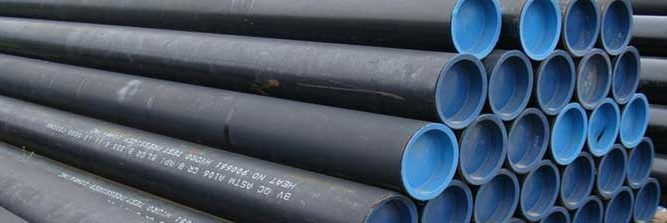 Pipes ASTM A53 black steel