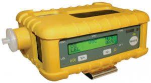 PID meter LEL UEL combustion