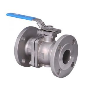 Floating and trunnion ball valve API 6d
