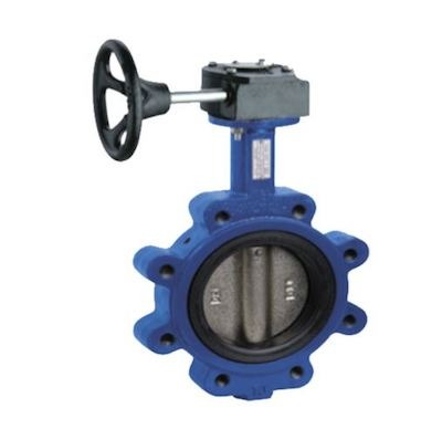 Butterfly valve API 609 concentric double eccentric