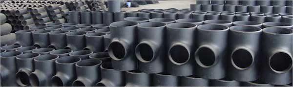 Pipe Fittings Materials: ASTM A234 for Carbon and Alloy Steel Butt Weld Fittings