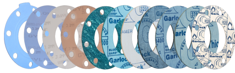 Non asbestos gasket for flange