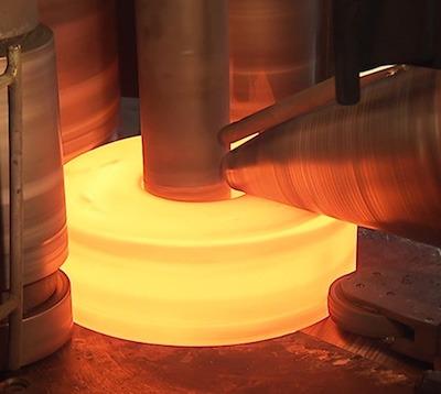 ASTM flange materials