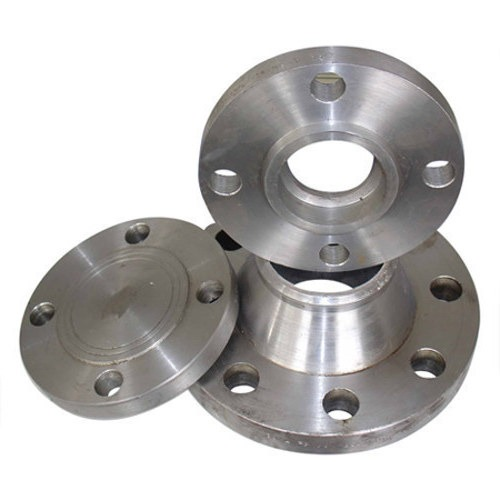 Flange types for pipes