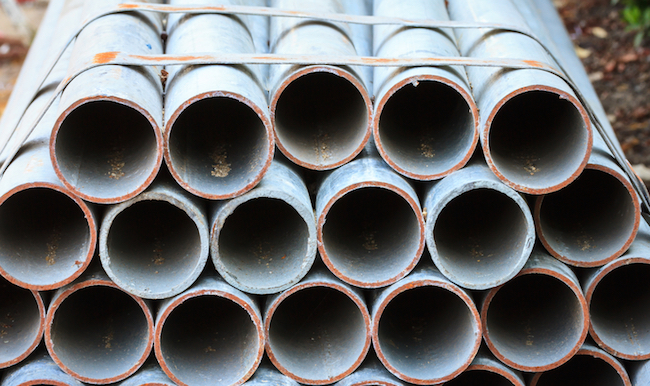 Galvanized Pipes ASTM A53