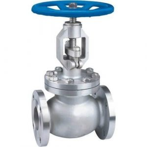 Globe valve BS 1873, API 603, Api 602