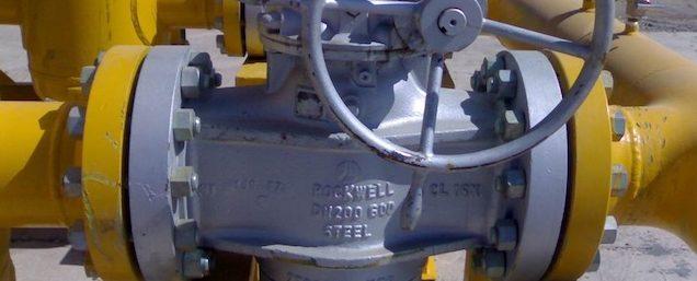 Plug valve API 6D