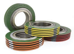 Spiral Wound Gaskets Color Coding