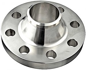 Stainless steel flange pressure-temperature rating ASME