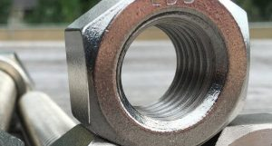 Steel nuts sizes for stud bolts