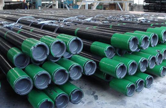 Tubing pipes API 5CT