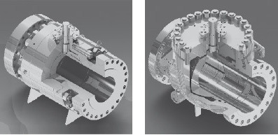 Side entry and top entry design for ball valves