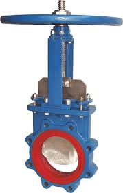 Soft seat knife gate valve