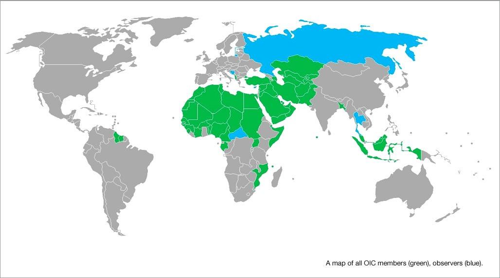 OIC islamic members