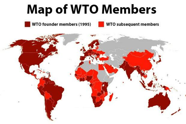 WTO countries