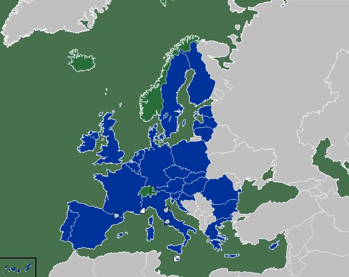 EFTA countries